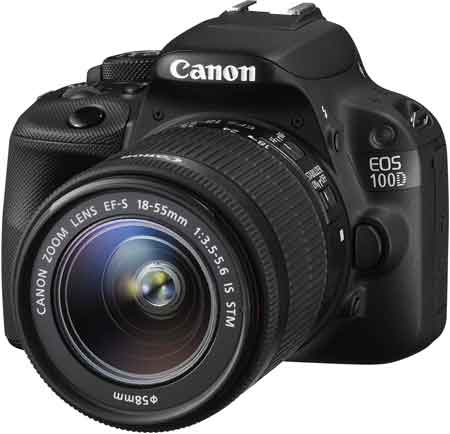 Canon EOS 100D SLR-Digitalkamera