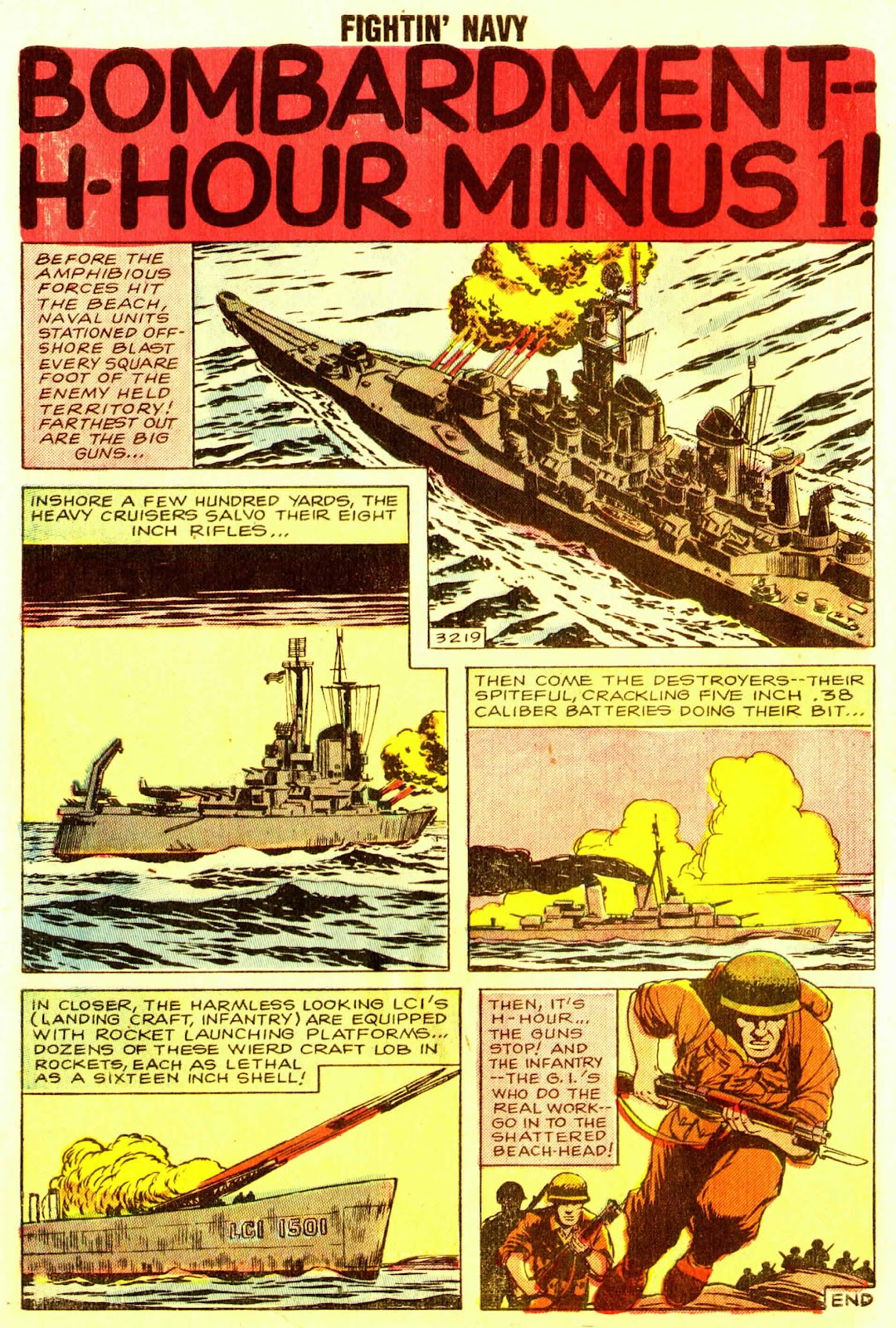 Read online Fightin' Navy comic -  Issue #83 - 74