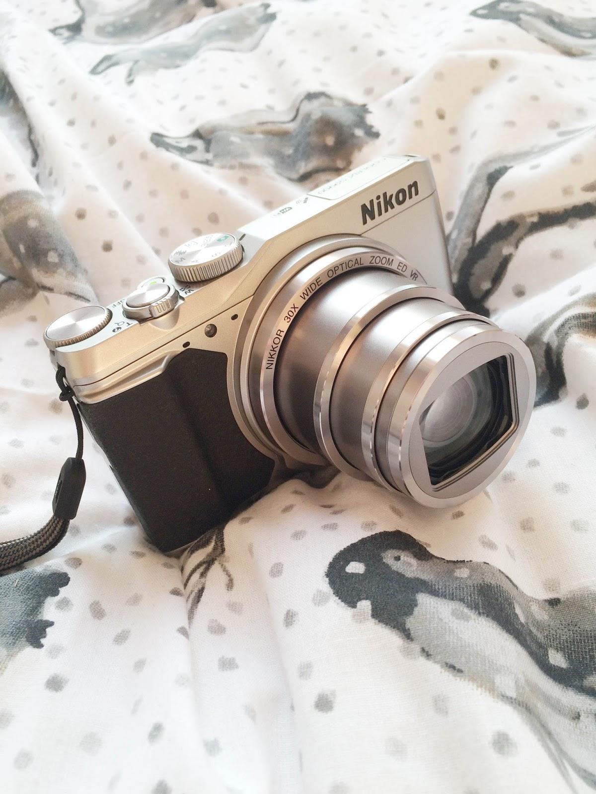 I have a camera! Nikon Coolpix S9900 - Emily Writes