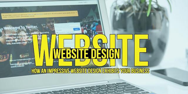 Impressive Website Design Exhibits Your Business in Dubai