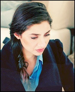 Mahira Khan Hot Beauty of Pakistan Fashion Industry