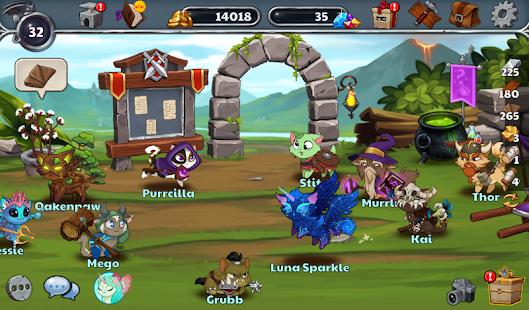 Castle Cats Mod Apk Latest