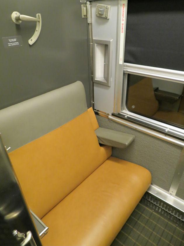 Destination Mike Via Rail Sleeper Plus Class Cabin For One