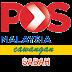 Cawangan Pos Malaysia Negeri Sabah