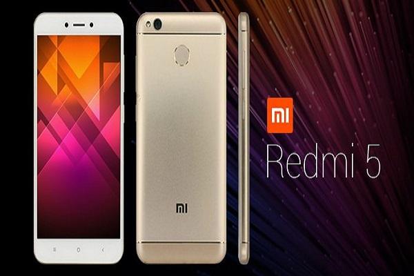Xiaomi Redmi 5 giá rẻ