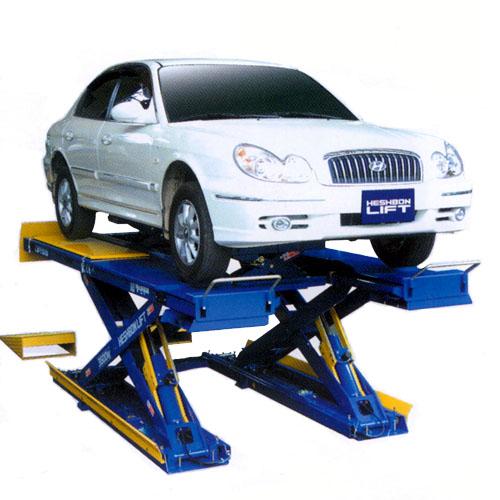 Auto Equipment Scissor Lift Heshbon