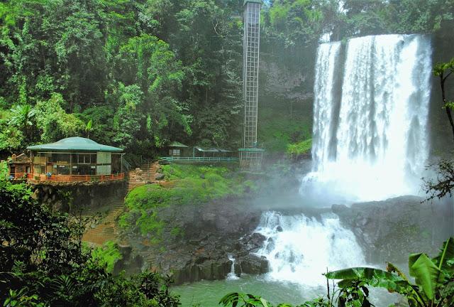 Khám phá khu du lịch thác Dambri Bảo Lộc
