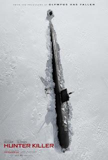 Hunter Killer - Poster & Trailer