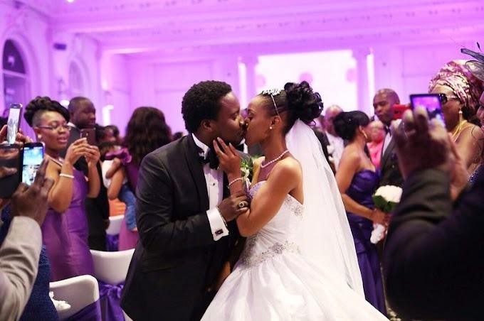Sonnie Badu and wife Annie Badu, celebrate 4th wedding anniversary