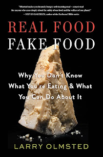 Real Food, Fake Food ncover