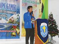 Natal Bersama GAMKI Kabupaten Sekadau Sukses