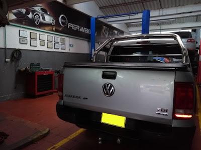 Ferwagen Taller Volkswagen en Bogota