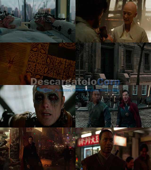 Doctor Strange Hechicero Supremo (2016) DVDRip Español Latino