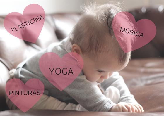 actividades com bebés + música para bebés + workshops para bebé + pinturas para bebés + yoga para bebés + pumpkin mom and babies + pumpkin