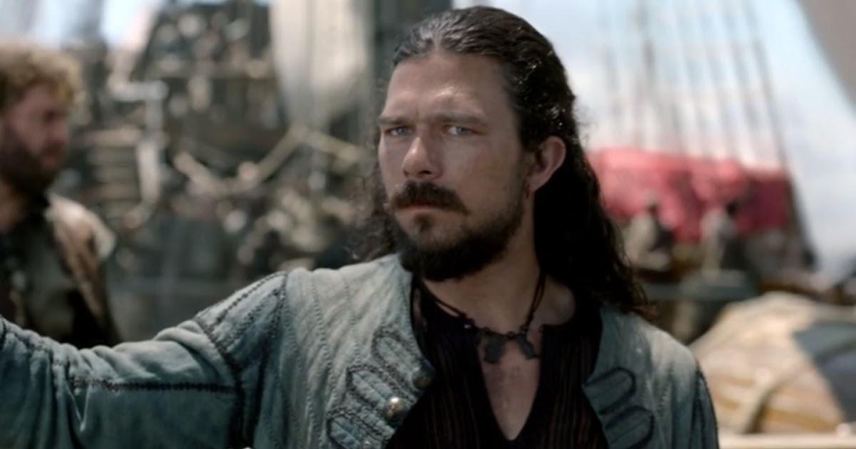 EvilTwin's Male Film & TV Screencaps 2: Black Sails 4x01 ...
