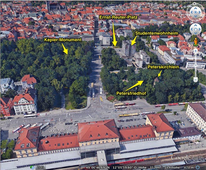 Ernst Reuter Platz Regensburg