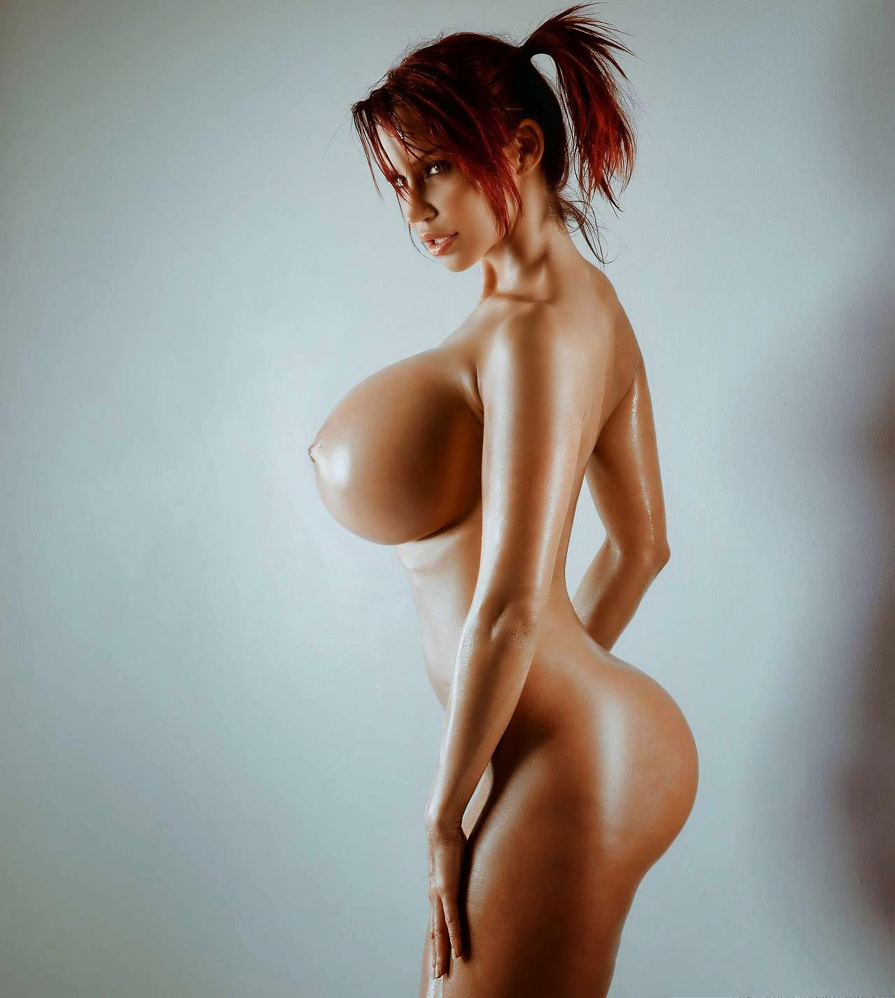 Morphed Babes  Giant Boobs-7393