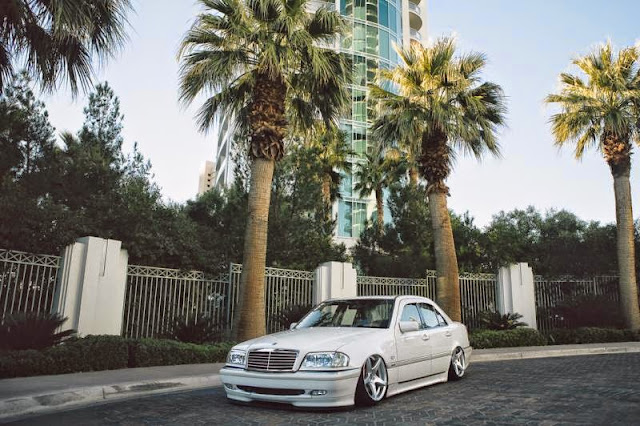 w202 air suspension