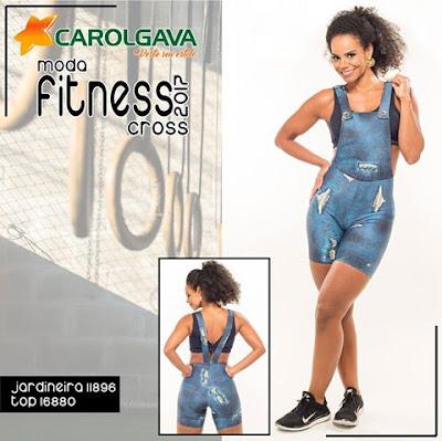 moda fitness estilosa