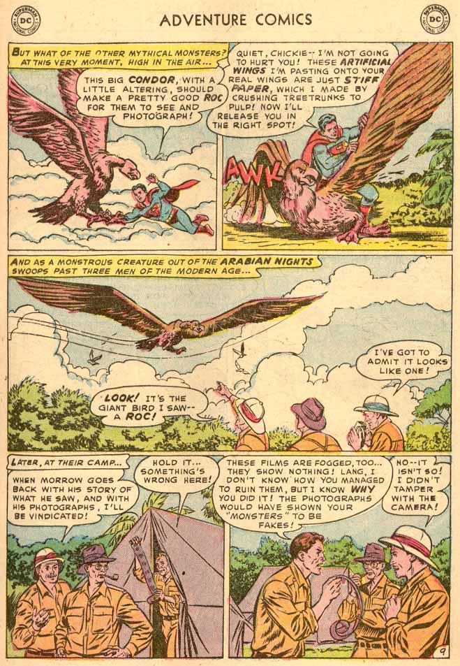 Read online Adventure Comics (1938) comic -  Issue #185 - 11