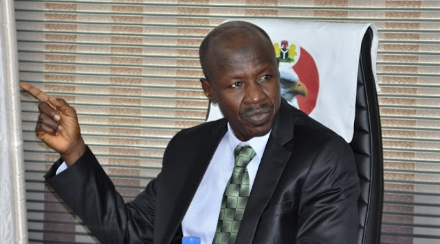 BREAKING: Presidency denies sack of  EFCC Chairman, Ibrahim Magu