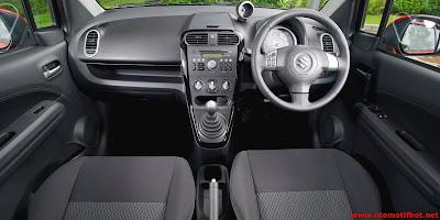 Desain Interior Suzuki Splash
