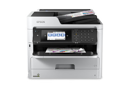 Epson WorkForce Pro WF-C5710 Driver Download Windows, Mac, Linux
