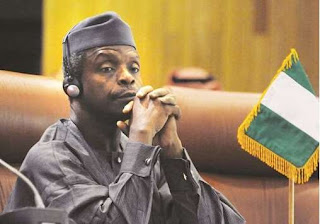 Osinbajo not thinking of the presidency