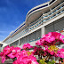 Royal Princess and flowers today in Funchal port