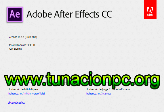 Adobe After Effects CC 2018 Portable