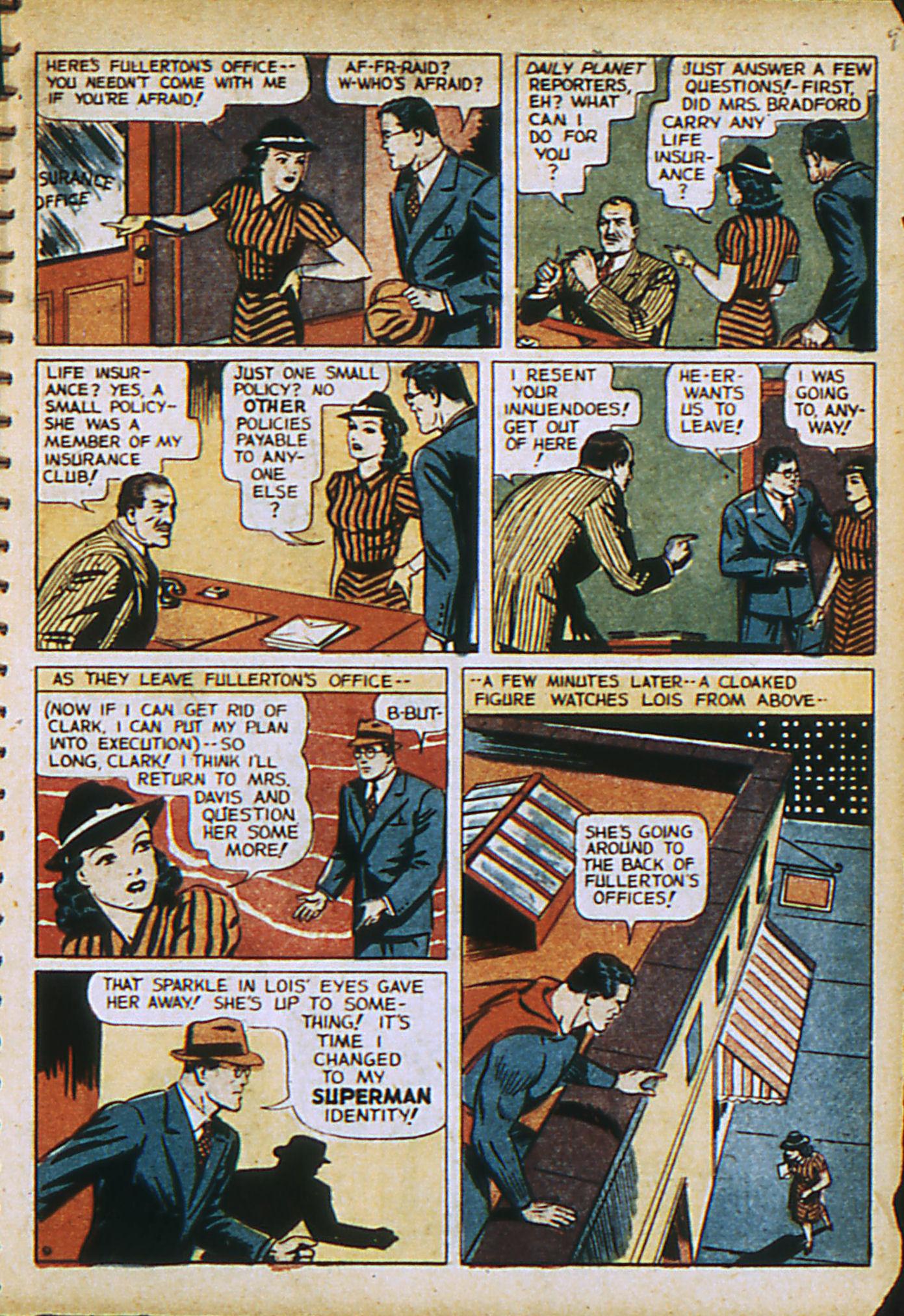 Action Comics (1938) 29 Page 11