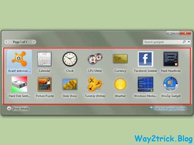 How to Choose Desktop Enhancements