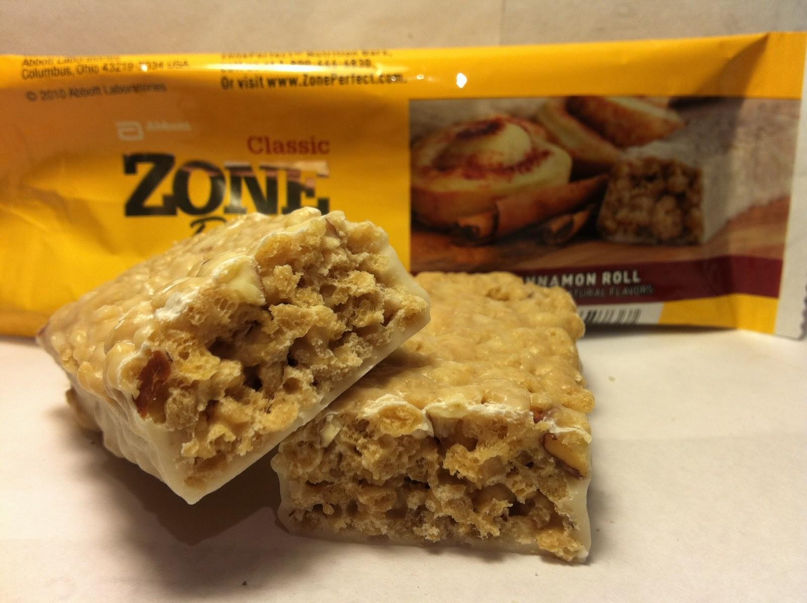 Nutrisystem cinnamon bun bar nutrition