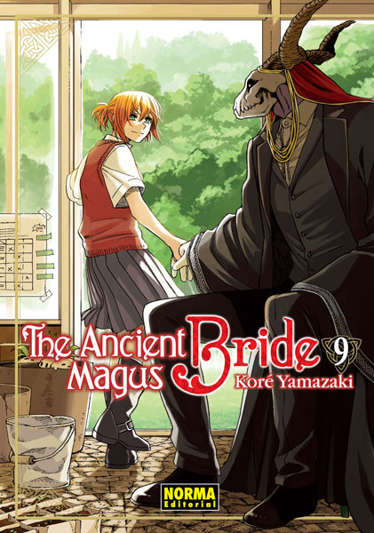 "Reseña de ""The Ancient Magus Bride"" vol.9 de Koré Yamazaki - Norma Editorial"