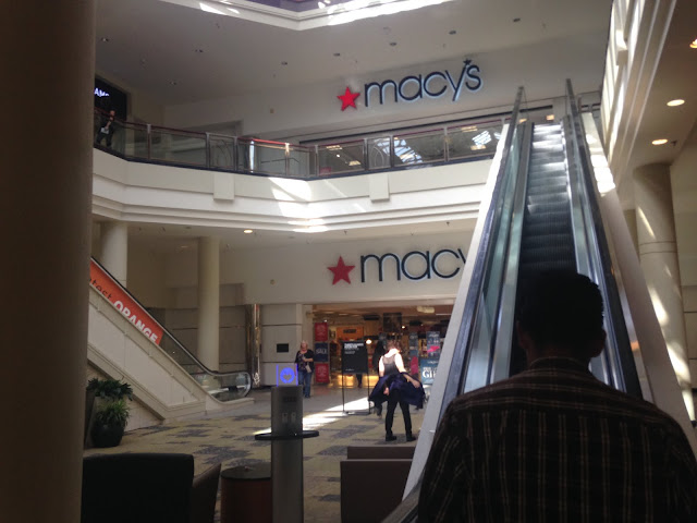 Oklahoma city mall