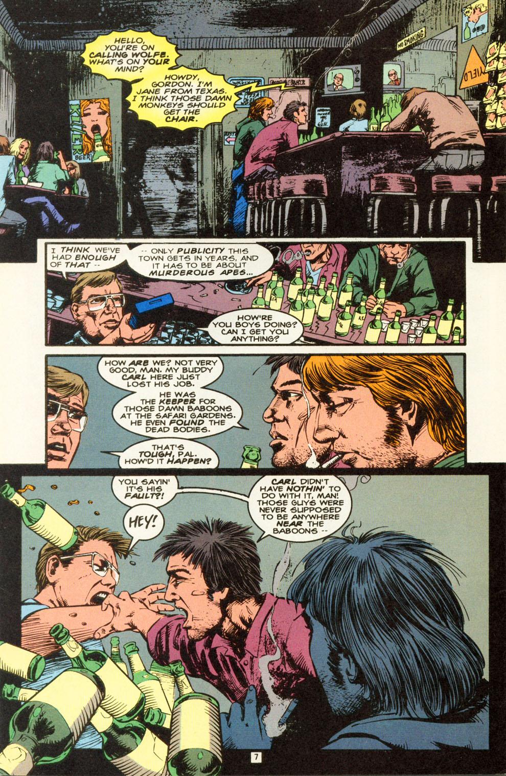 Read online Animal Man (1988) comic -  Issue #83 - 8