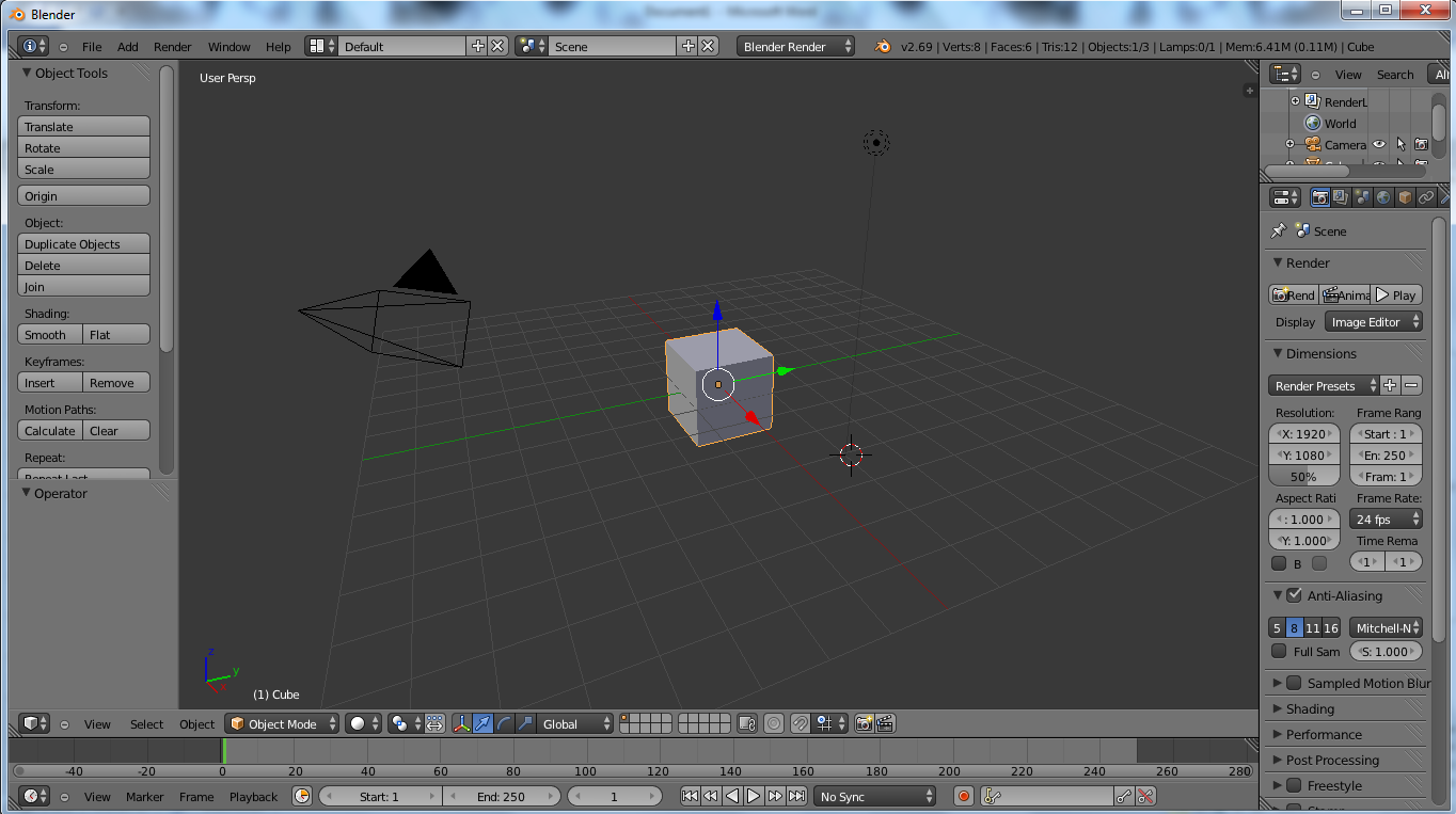 Tutorial Blender 3d Membuat Text Nama 3d Hawin Riska