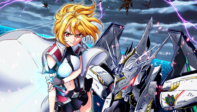 Download Cross Ange: Tenshi to Ryuu no Rondo BD Sub Indo Episode 1-25 END | Anime Loker