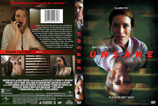 Unsane DVD Cover