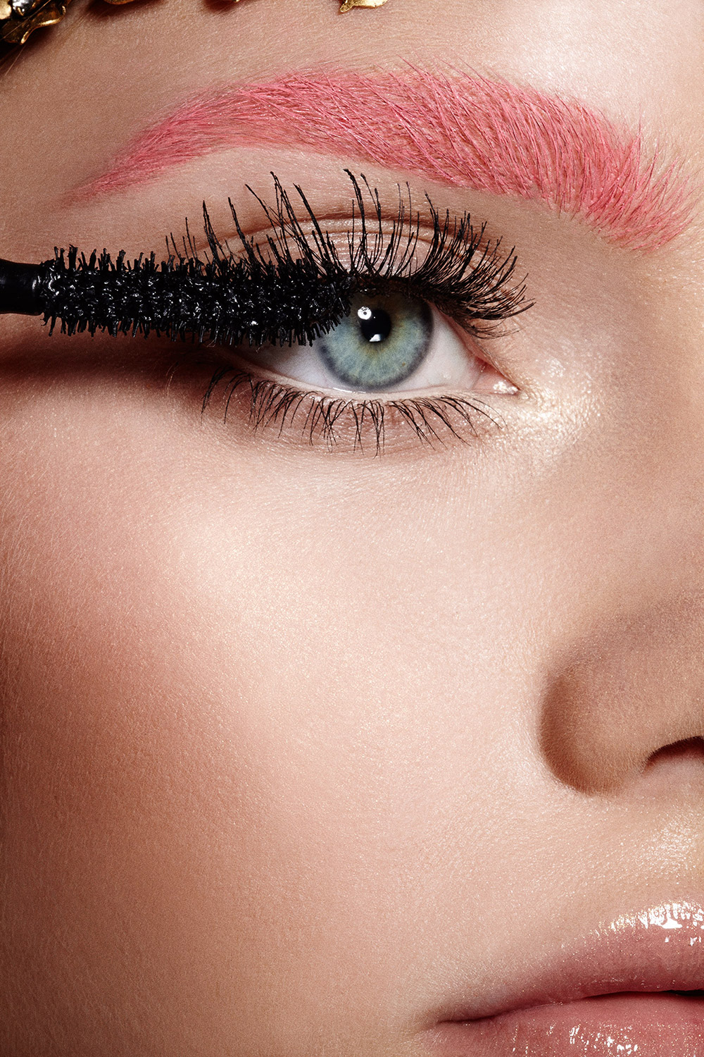 Maybelline Advertising Images with Refinery 29 Makeup ...