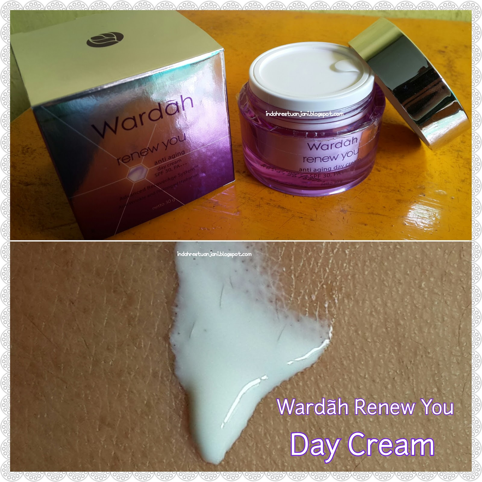 WARDAH RENEW YOU NIGHT CREAM