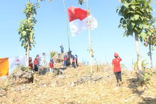 Upacara Bendera HUT RI 73 Bersama RR