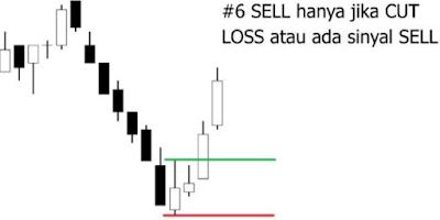 Posisi Beli dalam Trading Bitcoin/Altcoin