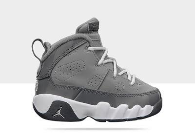 Vintage Baby Air Jordan Shoes