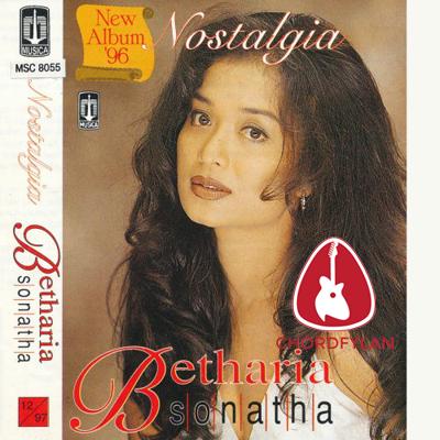 Lirik dan chord Hati Yang Luka - Betharia Sonata