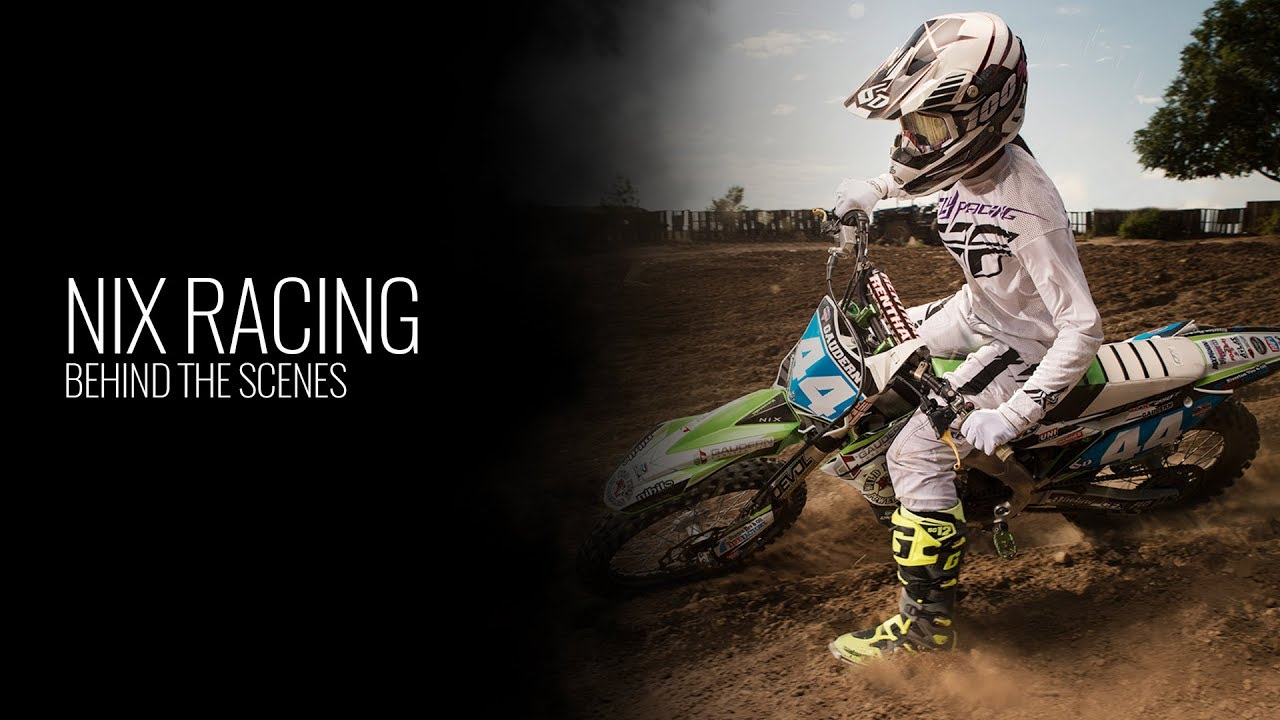 Nix Motocross: Overpowering The Sun with Elinchrom ELB 1200