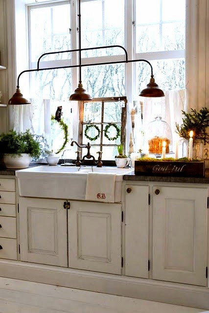 Choosing Kitchen Lighting ~ What's Your Style?