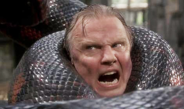 A Still from Anaconda, Jon Voight