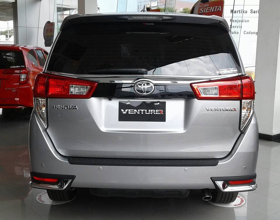 All New Innova Venturer Bodykit Yaris Trd Toyota Ms Blog Price Otr Jakarta