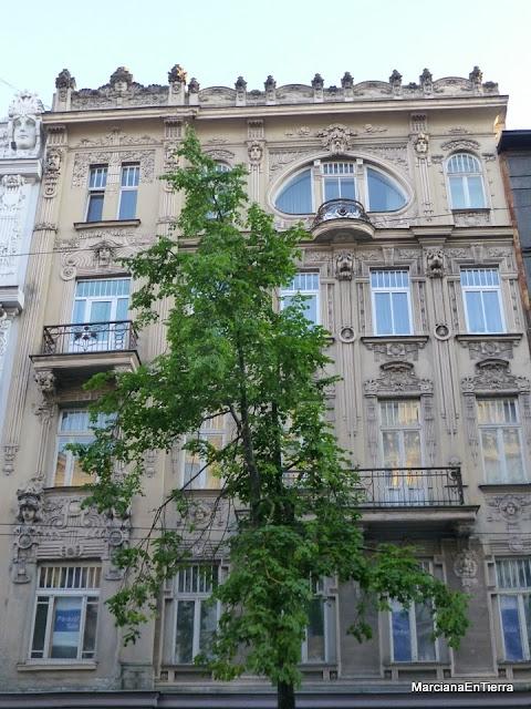 calle Elisabetes nº 10a, Riga